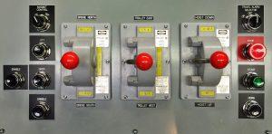 Operator's Controls